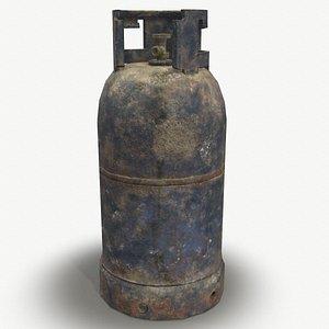 pbr gas 3D model