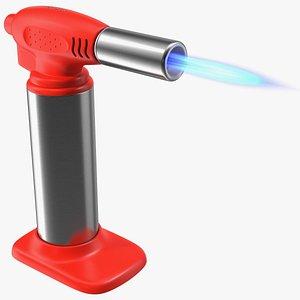 3D Kitchen Torch