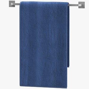 3D Towel Holder 02 model