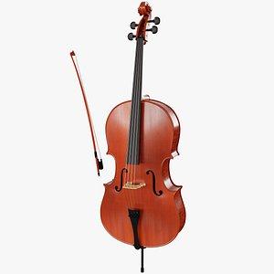 cello 3D