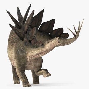 3D model dinosaur