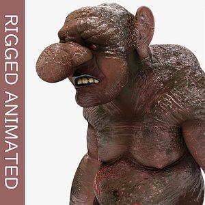 Forest Troll model