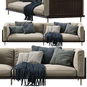 3D sofa belle