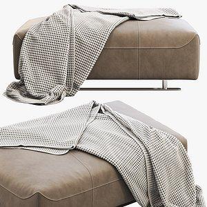 3D boconcept hampton stool