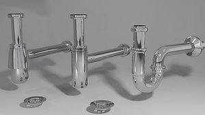 3D siphon