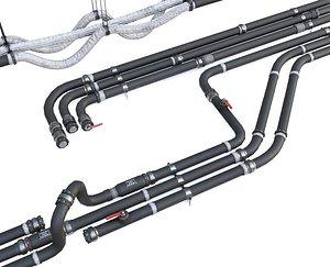 pipe modular 3D