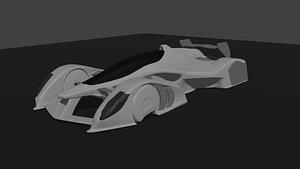 Red Bull X2 model
