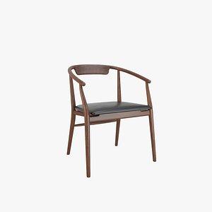 Chair V81 3D model