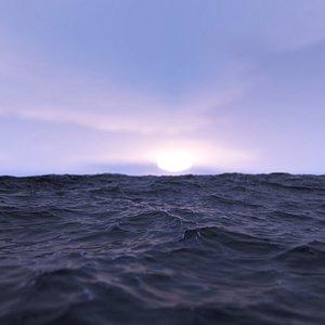 3D Ocean Surface