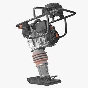 3D model WEN 56040 Tamping Rammer Dirty