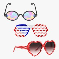 Party Sunglasses Collection
