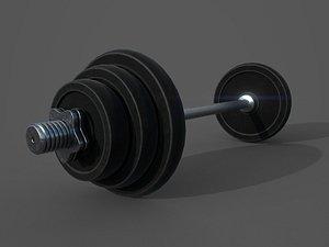 3D dumbbell fitness sport