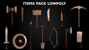3D tools pack -