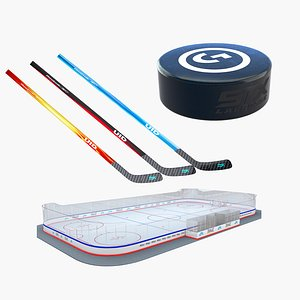 Hockey Collection model