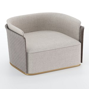 italian nubuck armchair model