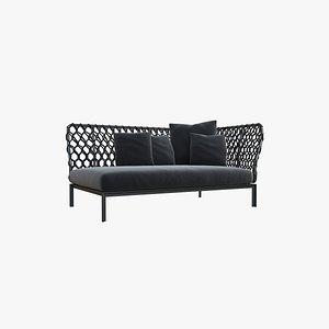outdoor furniture 11 3D model