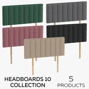 3D Headboards 10 Collection