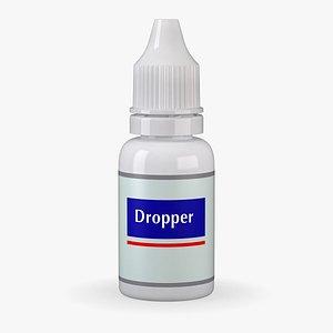 Dropper 3D model