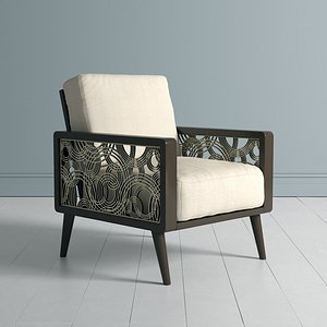 3D chair occasional