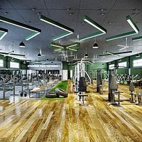 Gym Room 02