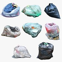 Garbage Bag Collection 05