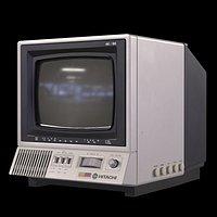 Hitachi CRT TV