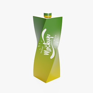 bottle 3D