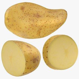 3D PotatoSet