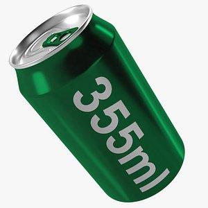aluminium 355ml model