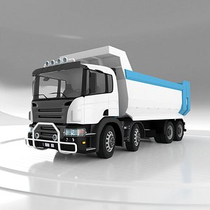 Tipper Truck model