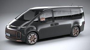 Hyundai Staria Premium 2022 model