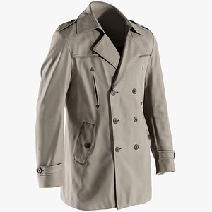 3D coat clothing garments