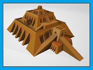 ziggurat ur model