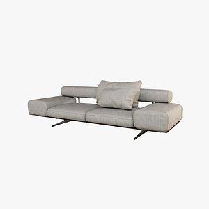 3D sofa v37 4 model
