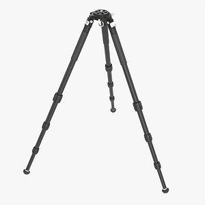 Carbon fiber camera tripod 03 3D model