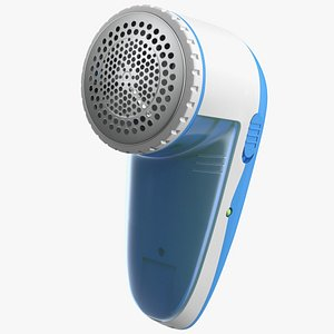 3D rechargeable lint remover