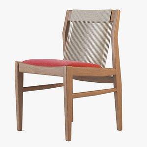 3D model Nau Chair Fernando Jaeger