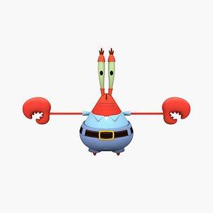 krabs 3D model
