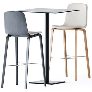 3D High Table Edge Q by Colos