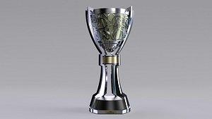 3D Nascar Monster Energy Trophy 3D model model
