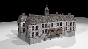 3D Residential School