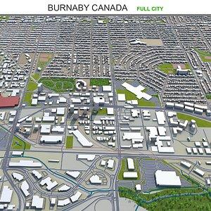 3D Burnaby Canada