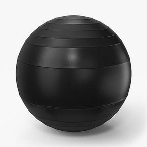 3D model pilates ball