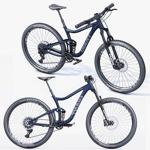 Realistic 3D Giant Mountain Bike 3D model