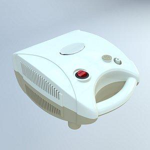 Nebulizer model