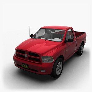 2009 Dodge Ram RegCab Sport 3D