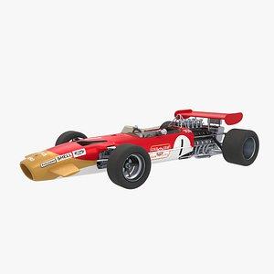 Lotus 49 B 3D