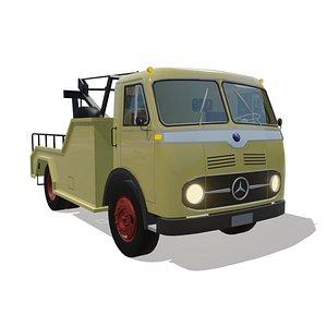 caminhão mercedes benz lp model