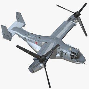3D CMV22 Osprey Japan