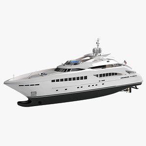 Willie Ventura Luxury Yacht Dynamic Simulation model